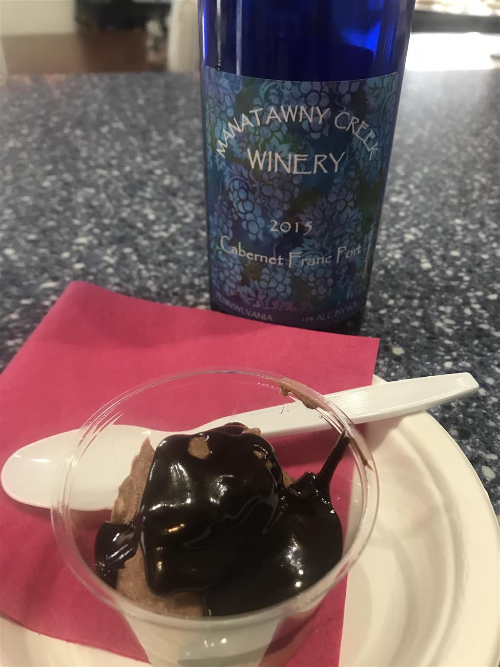 Berks County Wine Trail Chocolate and Wine Pairing Event